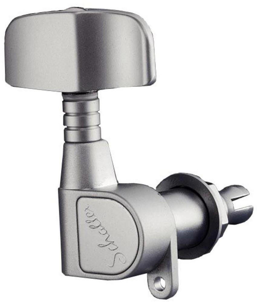 Schaller Machine Head M4 2000 4 left Satin Chrome