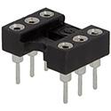 6-pin precision socket