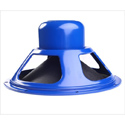 Weber British AlNiCo Blue Dog-RIBBED-100-16 Ohm