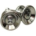 Toronzo Strap Button TZ-14-Chrome