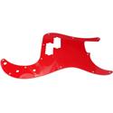 Toronzo Pickguard PB-2PLY-Sparkle Red