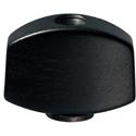 Schaller SC506190 button 6 Ebony