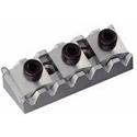 Schaller Tremolo locking nut. R3 Satin Chrome