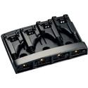 Schaller Bass bridge 3D-4 4-string Black