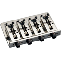 Schaller Bass bridge 2000 4-string Nickel
