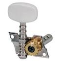 Toronzo Machine heads GPC-3L3R-DD-PL-Nickel