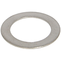 Washer 12mm shiny steel 0,5mm