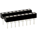 16-pin precision socket