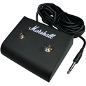 Marshall Footswitch box, two button LED