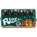 ZVex Fuzz Factory Handpaint