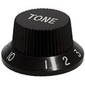 Guitar knob TONE-BK