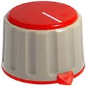 Indicator knob WWM-29-RED
