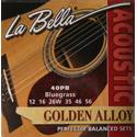 La Bella 40 PB Bluegrass