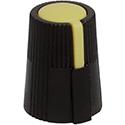 Knob SMIX-Yellow