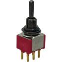 MEC M 80007/B black Toggle On/On/On DPDT