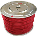 Cloth covered wire RED-1000ft