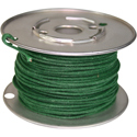 Cloth covered wire GRN-100ft