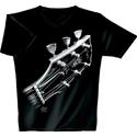 T-Shirt Cosmic Guitar S
