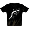 T-Shirt Space Guitar S