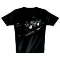 T-Shirt Amp XXL