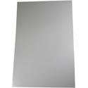 Pickguard Plate 1ply White