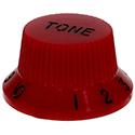 Guitar knob TONE-RED