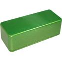 Enclosure 1590A-Apple Green Sparkle-Bulk