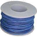 Wire, 0,35mm, blue, 15m