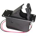 Battery drawer 9V Horizontal