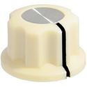 BS Knob small Cream
