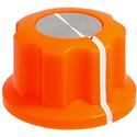 BS Knob small Orange