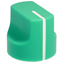 Skinny Pointer Green