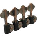 Schaller Machine Head F-Series BM Light 4 left Vintage Copper