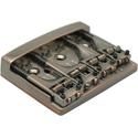 Schaller Bass bridge 3D-8 8-string Vintage Copper