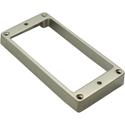 Schaller Frame HB-1-STR-MET-FT-HI-Satin Pearl
