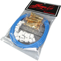 George L's Effects Kit Blue-Gold