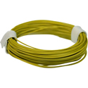 Wire 0,04mm, yellow 10m