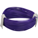 Wire 0,04mm, violet 10m