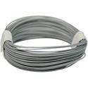 Wire 0,04mm, grey 10m