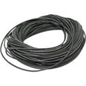 Silicon Wire 0,75mm, black 25m