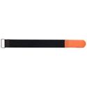 Velcro cable ties, 50x500mm, 10pcs, Orange