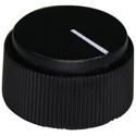 Knob Ruttora-900 Black