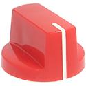 Pointer Knob MELFF-Red