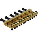 Toronzo Bridge Saddles STR-M111-Gold