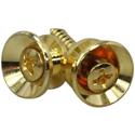 Toronzo Strap Button TZ-14D-Gold