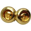 Toronzo Strap Button TZ-14S-Gold