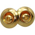 Toronzo Strap Button TZ-17-Gold