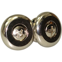 Toronzo Strap Button TZ-17S-Nickel