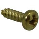 Toronzo Screw TZ-14-Brass