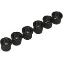 Toronzo String Ferrules S-10-Black